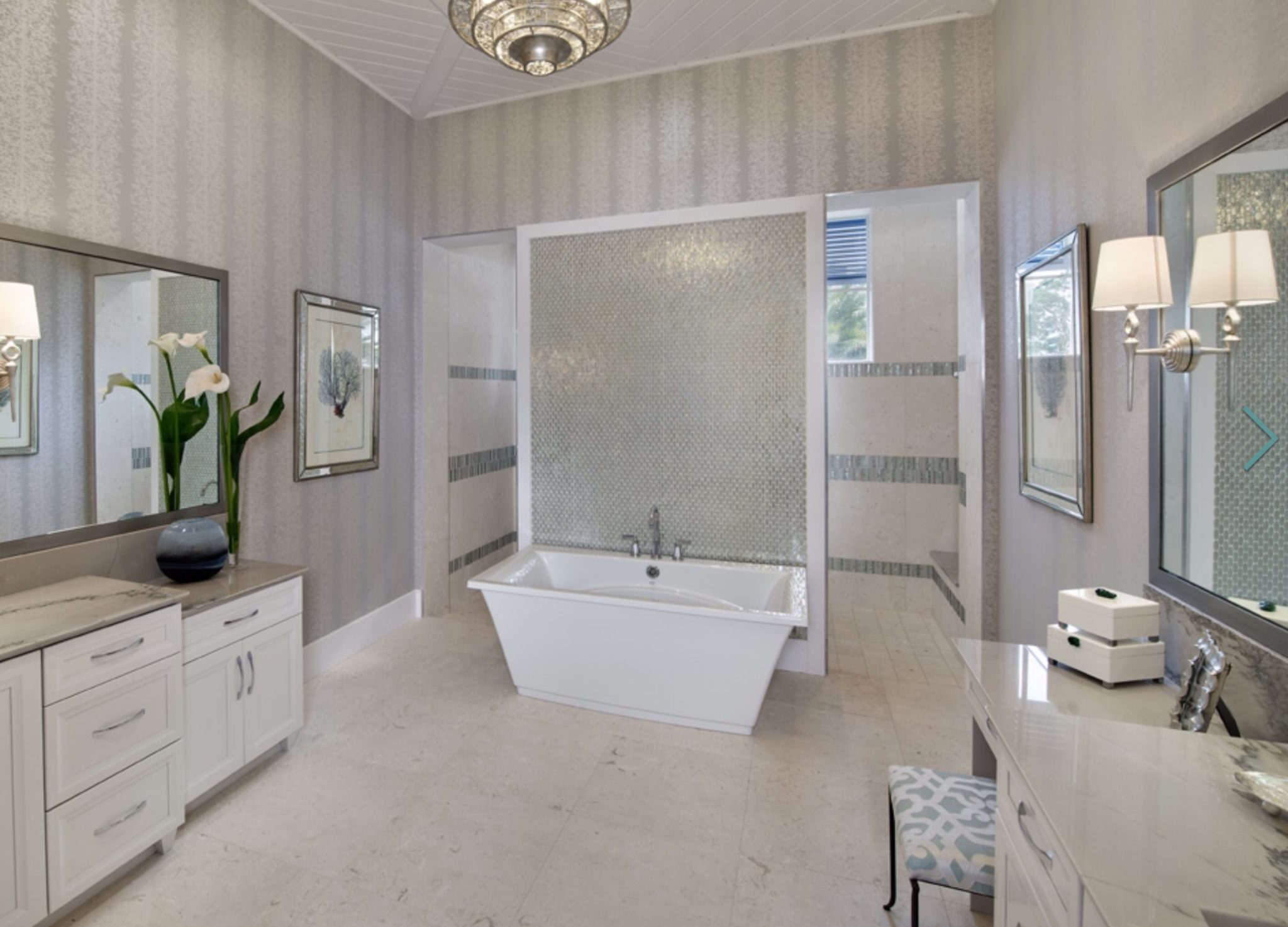 Naples Custom Bathroom Remodelling